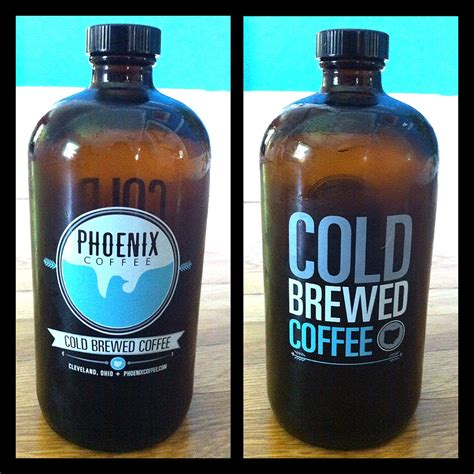 Bottling your cold brew coffee allows you to share your own personal blend with friends and family members, as well as sell it to coffee aficionados who enjoy a delicious cold brew coffee. jennifer cho salaff: This week's obsession: cold brew coffee