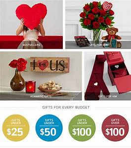 Valentine's Day Gifts - Gifts.com