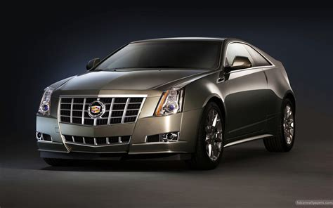 2012 Cadillac Cts Wallpaper