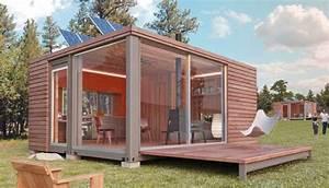 Haus Bauen Gut Und Günstig : modulhaus holz design aussen haus dekorieren tipps mit flachd cher gestalten ~ Sanjose-hotels-ca.com Haus und Dekorationen