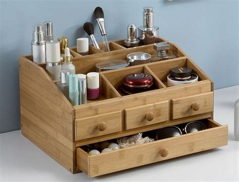 dining rooms ideas wooden makeup organizer with jawelry box storage also