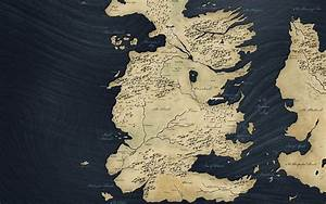 Map Of Game Of Thrones wallpaper - 871544