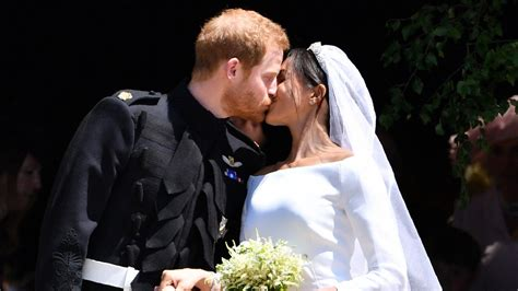 royal wedding recap meghan markle  prince harrys big