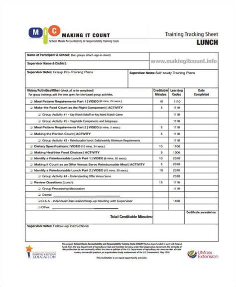 training attendance record template survey templates