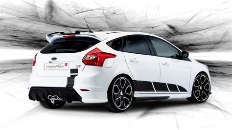 ford focus st tuned  ms design