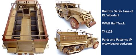 woodworking patterns  military equipment