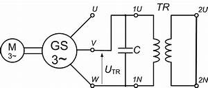 Connection Of A Synchronous Generator And A Single