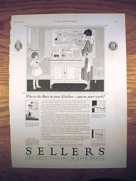 sellers kitchen cabinet parts original advertisements for 5127