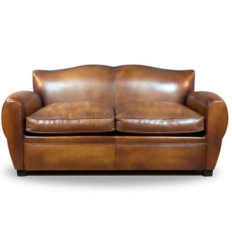vieux canap cuir canap cuir fabulous canap crote de cuir marron