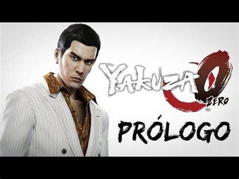 yakuza  subtitulos espanol prologo youtube