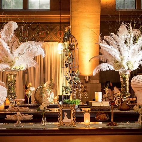 How to Throw a 1920s Wedding Inspired by The Great Gatsby