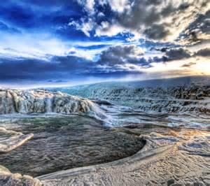 Iceland Winter Scenery