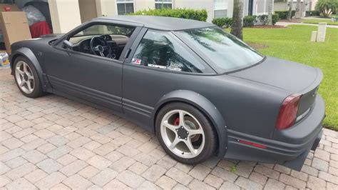 Oldsmobile Cutlass Supreme With A Turbo Buick V6