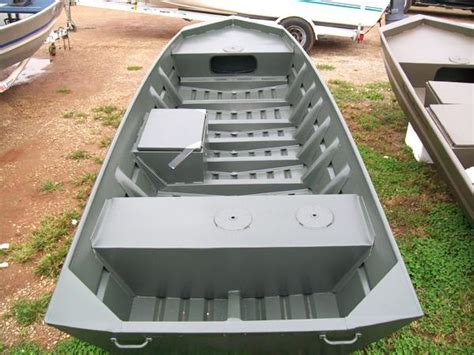 Duck Boat Paint Kit by Aluminum Duck Boat Aluminum Duck Boat Builders Custom