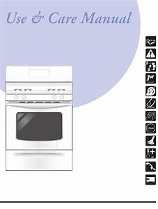 Frigidaire Range Es330 User Guide