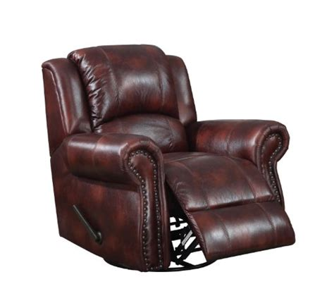homelegance 9708pm 1 swivel rocker microfiber recliner