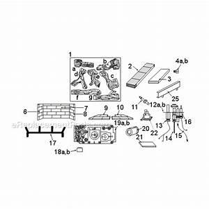 Majestic Odgsr42a Parts List And Diagram   Ereplacementparts Com