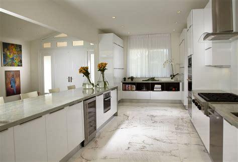 cuisine villa villa de luxe au design éclectique sur la côte en floride