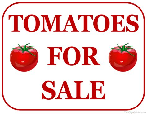 Printable Tomatoes For Sale Sign. Transfer Signs. Peanut Allergy Signs. Patriotic Signs. Hifi Signs Of Stroke. Overthinker Signs. Marble Signs. Pollution Signs. Aviation Signs Of Stroke