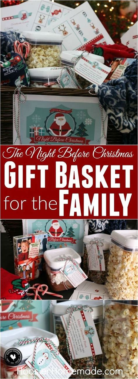 christmas gift baskets meaningful gifts and the night