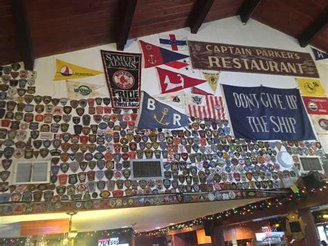 Chowdah!!!  Picture Of Captain Parker's Pub, West