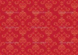 Victorian wallpaper Pattern — Stock Photo © ladyann #1088194