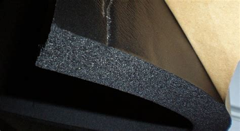 Self Adhesive Sound Insulation Foam,Insulation Sheet Self