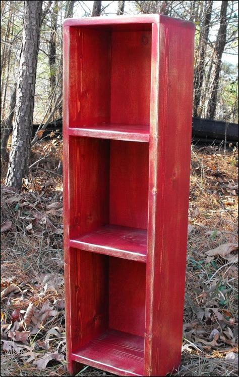 Primitive Bookcases by Primitive Bookcase Storage Media Tower Shabby Style 36 X