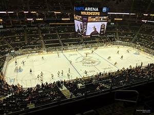 Ppg Paints Arena Section 205 Pittsburgh Penguins