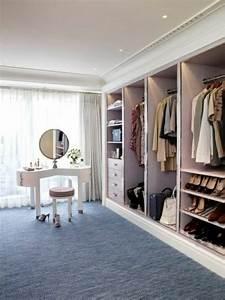 Begehbarer Kleiderschrank Mit Schminktisch : offene kleiderschranksysteme begehbare kleiderschr nke ~ Markanthonyermac.com Haus und Dekorationen