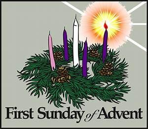Happy 1 Advent : first sunday of advent dominican nuns of summit nj ~ Haus.voiturepedia.club Haus und Dekorationen