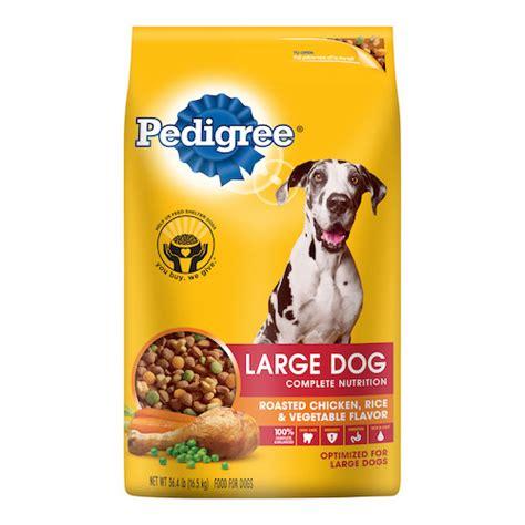 top  worst large breed dry dog food brands  dog