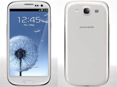 samsung galaxy iii android phone announced gadgetsin