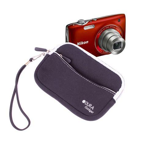 housse pour appareil photo compact nikon coolpix s6700 s2800 s3600 ebay