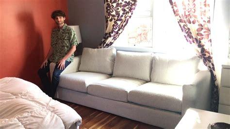 vimle ikea sofa review review ikea vimle sofa comfort side arm sitting youtube