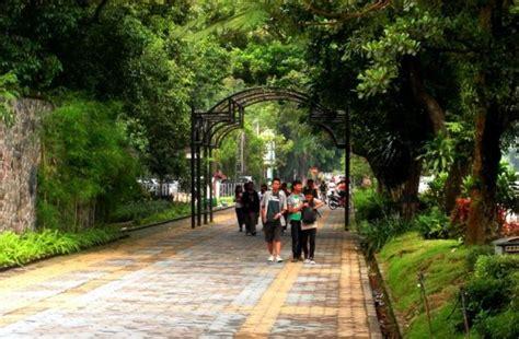 kota ternyaman  indonesia  pejalan kaki