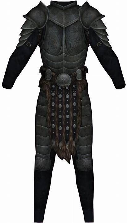 Armor Plate Steel Piece Wikia Scrolls Elder