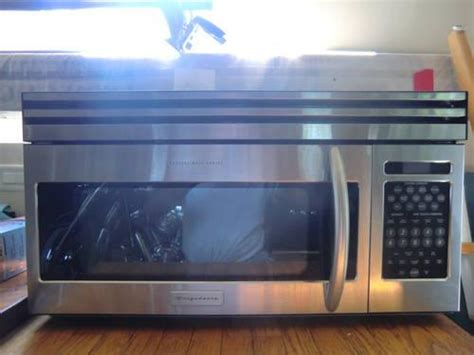 frigidaire professional series microwave  sale