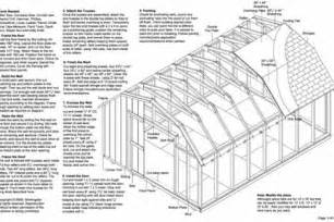 12x20 storage shed plans shed plans for free