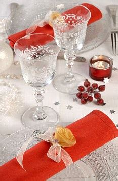 how to set the perfect christmas table daily mail online