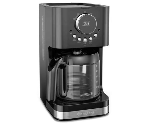 Cuisinart offers a number of different coffee makers, ranging from single serve to automatic and even. Cuisinart DCC-3000 Coffee on Demand 12-Cup Programmable Coffeemaker