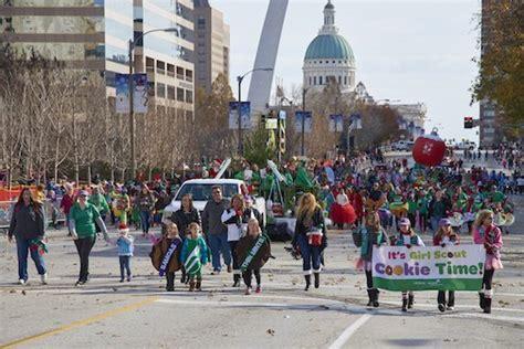 annual thanksgiving day parade celebrates st louis