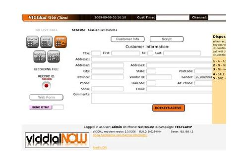 Vicidial download