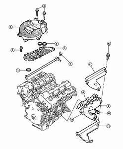 Dodge Intrepid Bolt  Hex Flange Head  Lock Patch  M6x1