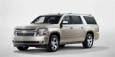 chevy suburban 2017 chevrolet suburban vehicles on display