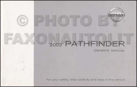 online auto repair manual 2002 nissan pathfinder head up display 2002 nissan pathfinder cd rom repair shop manual