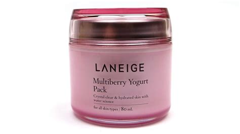 Harga Laneige Multiberry Yogurt laneige multiberry yogurt repairing mask review