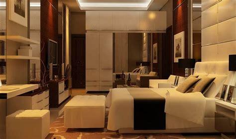desain interior kamar tidur utama