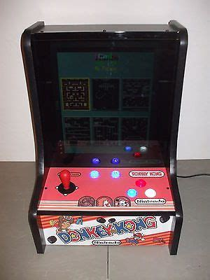 Countertop Arcade Cabinet - 17 best images about bartop arcade on cabinets