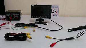 Pyle Plcm7500 Backup Camera System - Setup And Overview Video